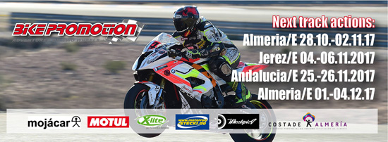 Next Track Actions... SPAIN