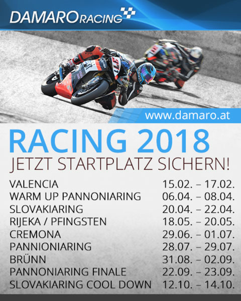 Damaro Racing 2018