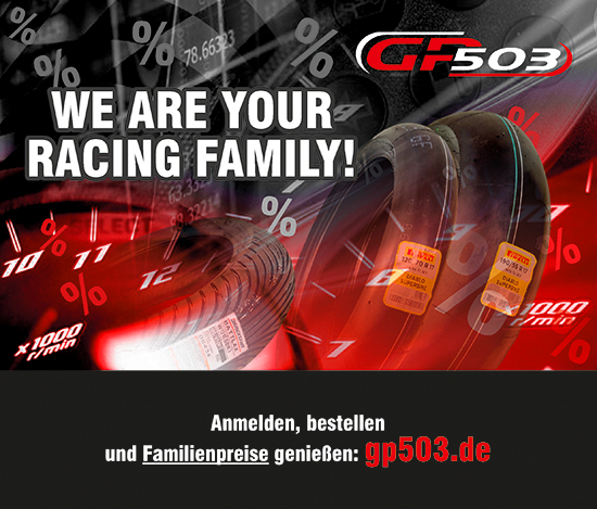 We are racing family