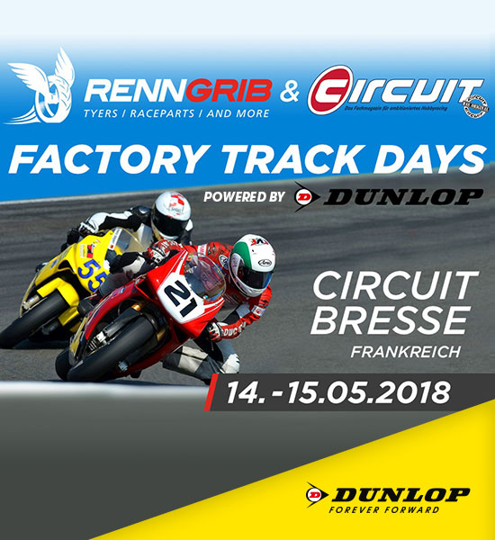 Trackday by Dunlop