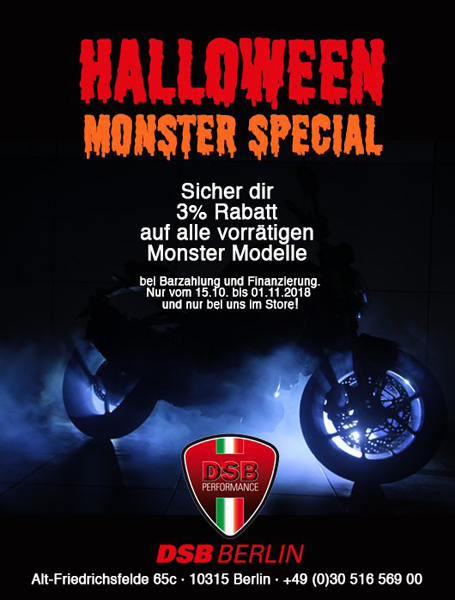 Halloween Monster Special