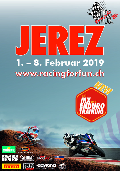 Jerez mit SWISS RACING FOR FUN