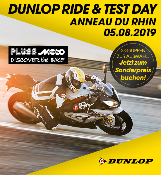 Dunlop Ride and Test Day