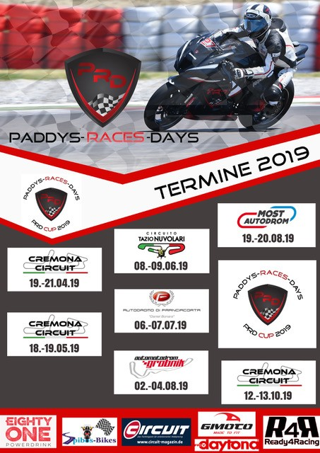 Paddys-Races-Days 2019