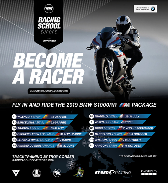 Become a racer