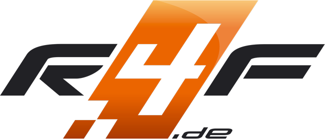 r4f - racing4fun logo